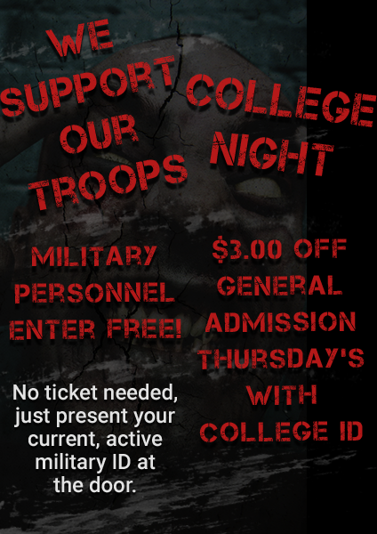 bane-military-ad | Bane Haunted House and Escape Rooms