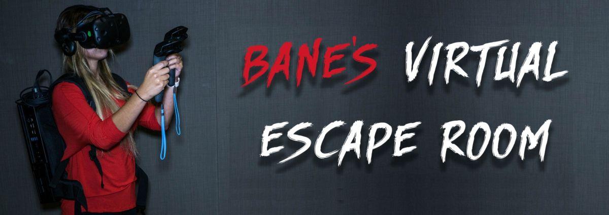 Escape The Room Banner