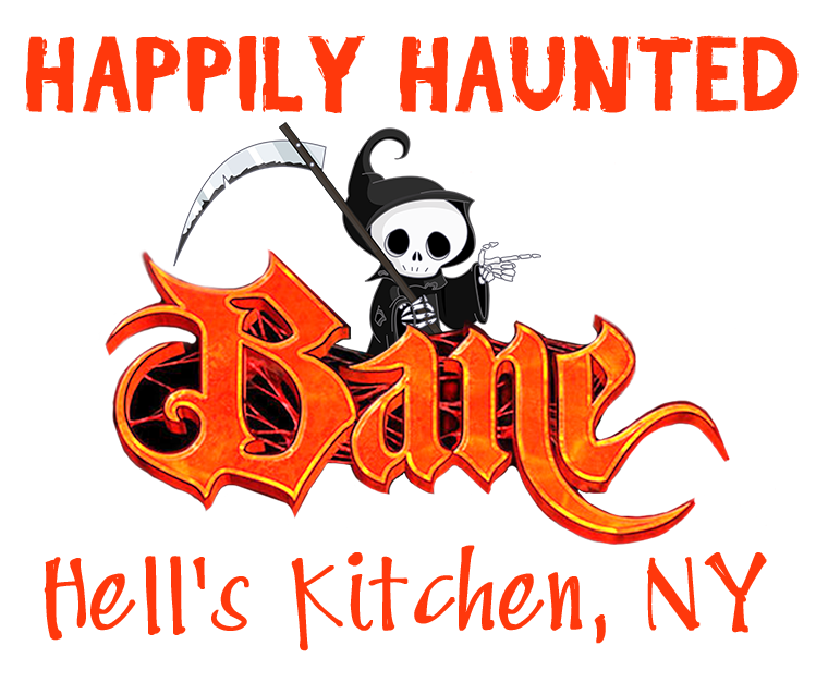 Buy Bane's haunted house NY Happily Haunted ticket