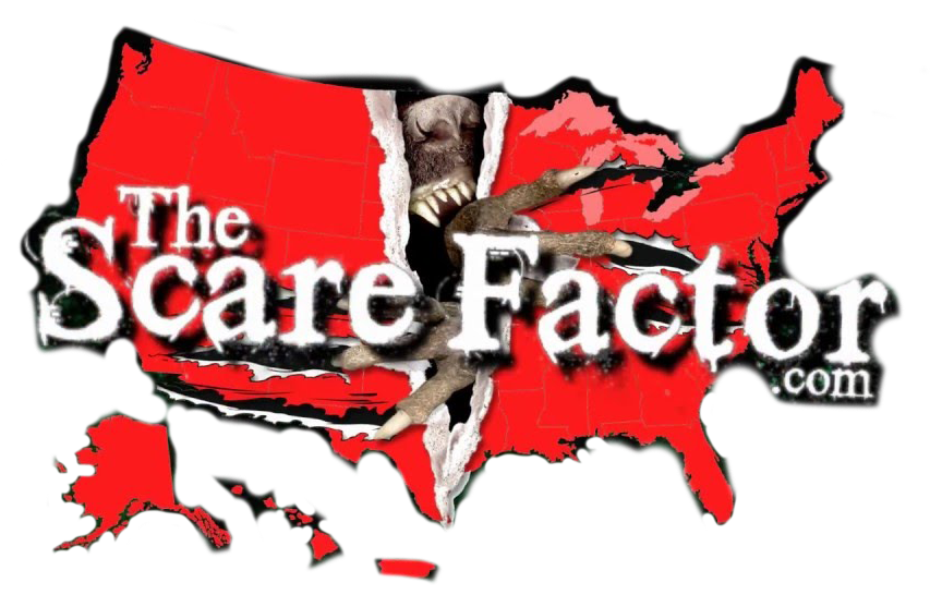 www.thescarefactor.com logo linked to Bane reviews